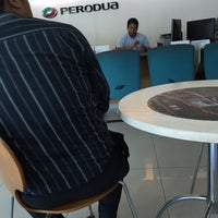 Photo taken at Pusat Servis Perodua by Syaza A. on 4/6/2015