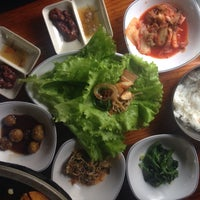 Foto tomada en Chil Chon Gak Korean Restaurant por Pau el 7/13/2015