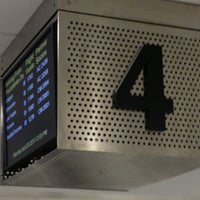 Photo taken at Baggage Claim 4 by Richard T. on 4/20/2013