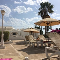 Photo taken at Seabel Aladin Djerba by Екатерина Г. on 8/22/2016