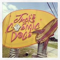 Photo taken at Jack's Cosmic Dogs by Bud H. on 6/19/2013