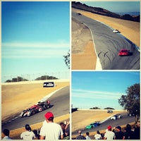 Das Foto wurde bei Mazda Raceway Laguna Seca von Sandy T. am 5/12/2013 aufgenommen