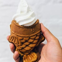 Photo taken at Taiyaki NYC by Taiyaki NYC on 9/13/2016