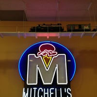 Photo taken at Mitchell's Ice Cream by Mike O. on 9/8/2013
