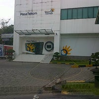 Photo taken at Plasa Telkom by agnes m. on 12/30/2012