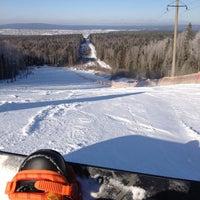 รูปภาพถ่ายที่ Тёплая Гора โดย Александр М. เมื่อ 2/16/2013
