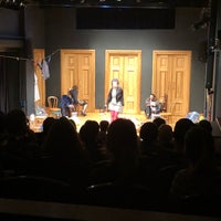 Photo taken at Коляда-Театр by Александр М. on 4/28/2018