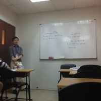 Photo taken at Erican Language Centre by FAHFAHS K. on 5/28/2013