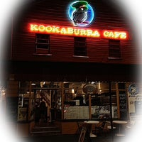 Photo taken at Kookaburra Cafe by Col's R. on 10/19/2012