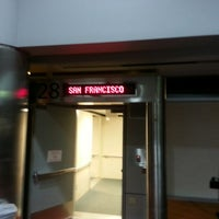 Photo taken at Gate C28 by Billy G. on 7/1/2013