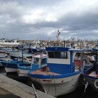 Photo taken at Porto di Porticello by Fabio R. on 10/29/2012