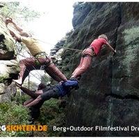 Photo taken at Bergsichten-Film-Festival by Sean d. on 11/17/2012