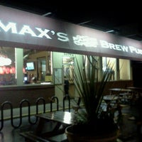 Photo taken at Max's Fanno Creek Brew Pub by Scott L. on 12/10/2012