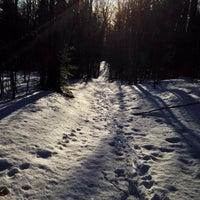 Photo taken at Hedgehog Mountain by Ryan M. on 1/28/2014