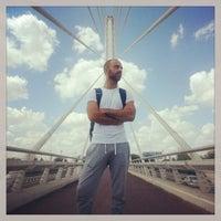 Foto tomada en Puente del Alamillo por Alberto S. el 5/1/2013