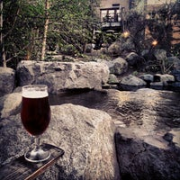 Photo taken at Stone Brewing World Bistro & Gardens by Bort R. on 3/5/2013