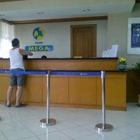 Photo taken at Bank Mega - BSD by Asih K. on 12/14/2012