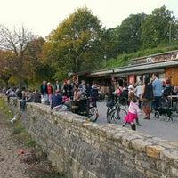 Photo taken at Kleine Rast by Malte K. on 10/21/2012