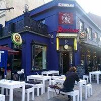 Photo taken at Café Borchers by Malte K. on 4/18/2013