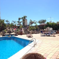 Photo taken at Alba Seleqta Hotel Spa Resort by Thibaut C. on 5/11/2013