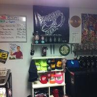 Photo taken at Boneyard Beer by Bryan on 1/6/2013