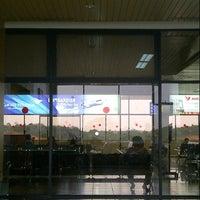 Photo taken at Hang Nadim International Airport (BTH) by Winda M. on 7/27/2013