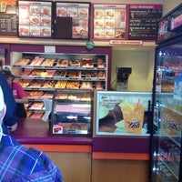 Photo taken at Dunkin' Donuts by nANCY S. on 7/25/2014