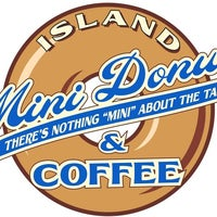 Photo taken at Island Mini-Donuts & Coffee by Chucky B. on 5/22/2013