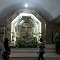 Photo taken at Immaculate Concepcion Parish Church by Meryl Joyce C. on 12/8/2012