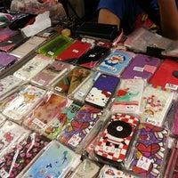 Photo taken at Pasar Malam Taman Bukit Anggerik by noor h. on 9/20/2014