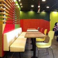 Photo taken at McDonald's by Nastya Z. on 3/31/2013