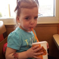 Photo taken at A & W by Michelle K. on 4/25/2013