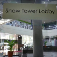 Photo taken at Shaw Towers by Alex O. on 8/19/2016