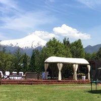 Снимок сделан в Cabañas Natural Park Lodge Pucon....We care пользователем Cabañas Natural Park Lodge Pucon....We care 7/26/2016