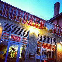 Photo taken at Hoboken Pie by Sally on 10/13/2012
