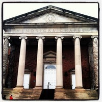 Photo taken at Hendricks Chapel by Sally on 1/12/2013