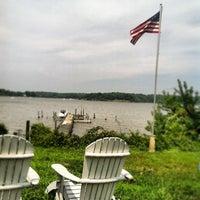 Photo taken at Chesapeake Bay by Sally on 7/27/2013