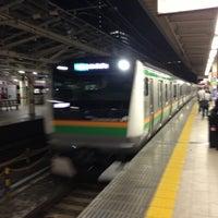 Photo taken at JR 東海道線 東京駅 by と む. on 5/3/2013