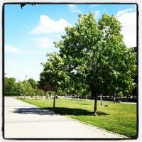 """Снимок сделан в Парк """"Гео Милев"""" (Park Geo Milev) пользователем Katya T. 6/3/2013"""