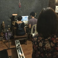 Photo taken at Pejuang Mimpi Recording Studio by Danang J. on 5/13/2016
