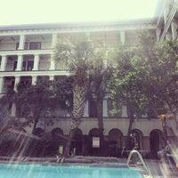 Photo taken at DoubleTree by Hilton Hotel San Antonio Airport by Kayla B. on 2/7/2013