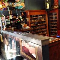 Photo taken at Fume Cigar Shop & Lounge by _LOD on 9/6/2013