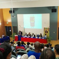 Photo taken at The University Of The West Indies by Garfene G. on 9/10/2015