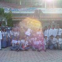 Photo taken at SMA Negeri 1 Maospati by ressa.o on 4/21/2013