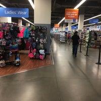 Photo taken at Walmart Supercenter by Tobi D. on 10/10/2016