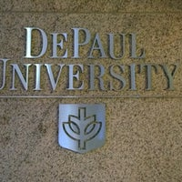 Photo taken at DePaul University College of Law by Ernesto C. on 7/31/2014