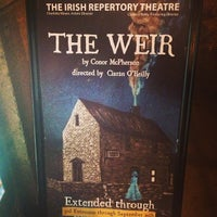Photo taken at The Irish Repertory Theatre by Brian H. on 9/4/2013