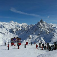 Photo taken at Pas Du Lac 2 by Nicolas C. on 3/13/2013