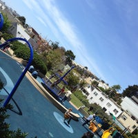 Photo taken at Sunnyside Playground & Recreation Center by Ryan G. on 4/13/2013