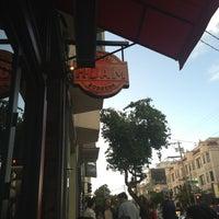 Photo taken at Roam Artisan Burgers by Ryan G. on 6/12/2013